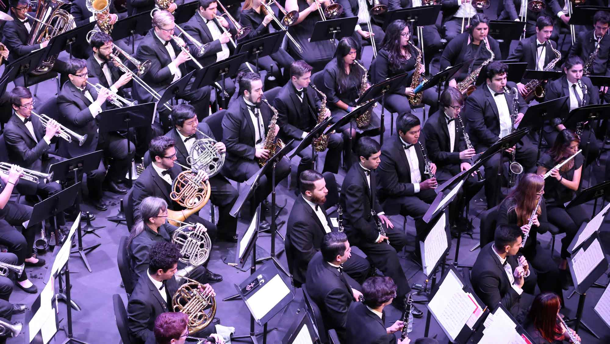 Fullerton College Symphonic Winds