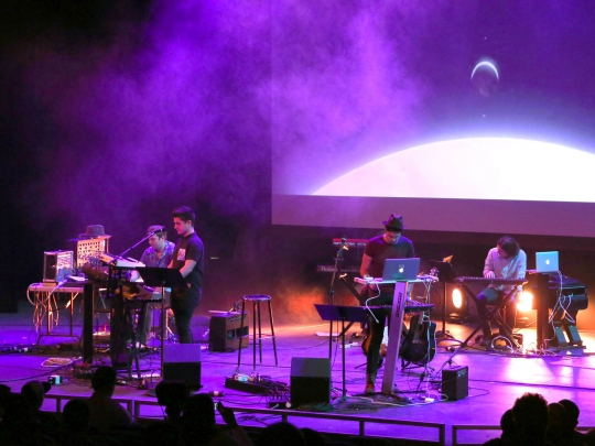 Electronic Music Ensemble