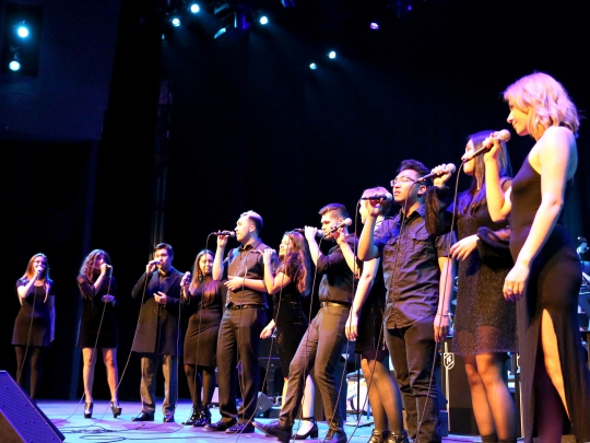 Vocal Jazz Ensemble